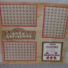 """""""Cozy Christmas Cookies""""-Premade Scrapbook Page 12x12"""