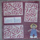 """Country Bumpkin Boy""-Premade Scrapbook Page 12x12"