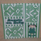 """""""Angels on Duty 1a""""-Premade Scrapbook Page 12x12"""