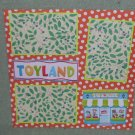 """Toyland nw""-Premade Scrapbook Page 12x12"