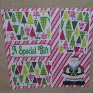"""A Special Gift Santa""-Premade Scrapbook Page 12x12"