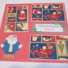 """Christmas 2015""-Premade Scrapbook Page 12x12"