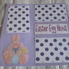 """Easter Egg Hunt 2b""-Premade Scrapbook Page 12x12"