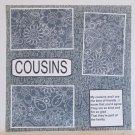 """Cousins e""-Premade Scrapbook Page 12x12"