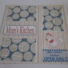 """Mom's Kitchen a""-Premade Scrapbook Page 12x12"