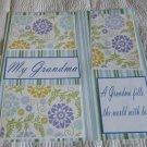 """My Grandma""-Premade Scrapbook Page 12x12"