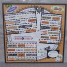 """Spooky Trick or Treat""-Premade Scrapbook Page 12x12"