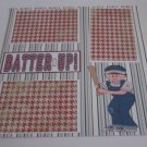 """Batter Up Boy a""-Premade Scrapbook Page 12x12"