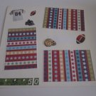 """Football Great Tackle st""-Premade Scrapbook Page 12x12"