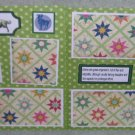 """""""Aries dbl""""-Premade Scrapbook Pages 12x12-Double Page Layout"""
