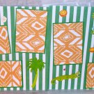 """""""Florida dbl""""-Premade Scrapbook Pages 12x12-Double Page Layout"""