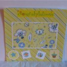 """Congratulations Birthday""-Premade Scrapbook Page -8x8 Layout"