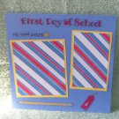 """First Day of School My School Picture 2""-Premade Scrapbook Page -8x8 Layout"