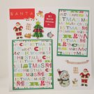 """All I Want For Christmas""-Premade Scrapbook Page -8x8 Layout"