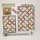 """""""Family Christmas Party""""-Premade Scrapbook Page -8x8 Layout"""