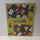 """Little Monster""-Premade Scrapbook Page -8 1/2 x 11""  Layout"