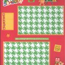 """Preschool Great Job""-Premade Scrapbook Page -8 1/2 x 11""  Layout"