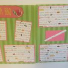 """Time For A BBQ dbl""-Premade Scrapbook Pages 12x12-Double Page Layout"