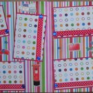 """""""Mailman dbl""""-Premade Scrapbook Pages 12x12-Double Page Layout"""