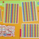 """""""Rough and Tough Boy dbl""""-Premade Scrapbook Pages 12x12-Double Page Layout"""