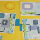 """Slipping and Sliding Girl dbl""-Premade Scrapbook Pages 12x12-Double Page Layout"