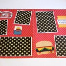 """""""Bbq Grill dbl""""-Premade Scrapbook Pages 12x12-Double Page Layout"""