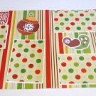 """Christmas Is For Sharing dbl""-Premade Scrapbook Pages 12x12-Double Page Layout"