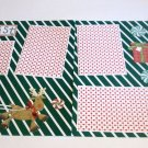 """Wish List Santa dbl""-Premade Scrapbook Pages 12x12-Double Page Layout"