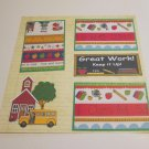 """""""Great Work""""-Premade Scrapbook Page 12x12"""