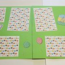 """Birthday Boy a dbl""-Premade Scrapbook Pages 12x12-Double Page Layout"