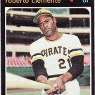 Roberto Clemente 1971 Topps #630 EX-MT