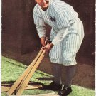 Lou Gehrig 1961 Golden Press #16 Baseball Card EX Condition