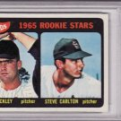 Steve Carlton Rookie Card 1965 Topps #477 PSA 6 EX-MT