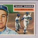 Duke Snider 1956 Topps #150 PSA 5 EX
