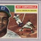 Roy Campanella 1956 Topps #101 (Gray Back) PSA 4 VG-EX