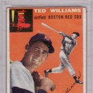 Ted Williams 1954 Topps #1 Baseball Card PSA 3 VG