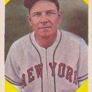 Mel Ott 1960 Fleer #36 Baseball Card EX-MT Condition