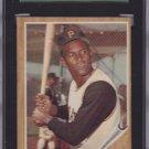 Bob Clemente 1962 Topps #10 Baseball Card SGC 80 EX/NM 6