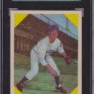 Bob Feller 1960 Fleer #26 Baseball Card SGC 92 NM/MT+ 8.5