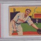 Billie Urbanski 1935 Diamond Stars #37 Baseball Card Graded PSA 3 VG