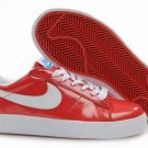 Blazer Low-Red/White-118021