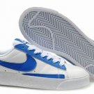 Blazer Low-White/Blue-118029