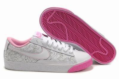 Blazer Low-Pink/White-118024