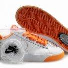 Blazer Low-White/Orange-118018