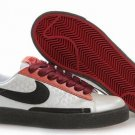Blazer Low-Burnt Red/Black/White-118003