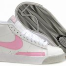 Blazer High-White/Pink/Grey-117966