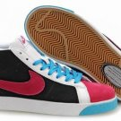 Blazer High-Black/Magenta/Blue-117975