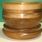 Hand crafted Alder wood bowl #3
