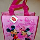 Disney Store Valentines Day Eco Tote Bag Exclusive ~ NEW