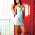 Chemise with adjustable bow.80162
